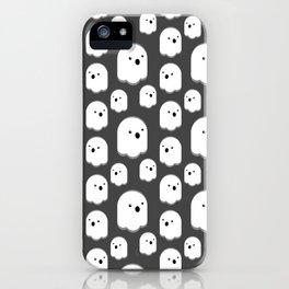 Ghosties! BooooooOOO! iPhone Case