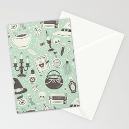 Witchy Vibes Stationery Cards
