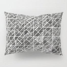 Spider Web Inverted Pillow Sham
