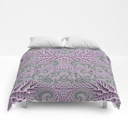 Floral Fantasy 05 lilac Comforters