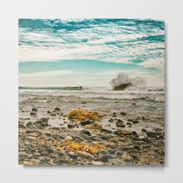 The Good Earth Metal Print