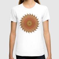 dahlia T-shirts featuring Dahlia by Deborah Janke
