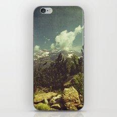 Italian Mountains iPhone & iPod Skin