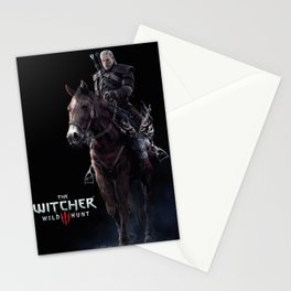 The Witcher 3 Wild Hunt Stationery Cards