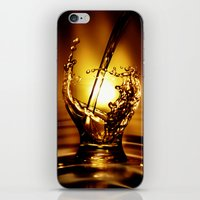 drink iPhone & iPod Skins featuring Drink by Digital Dreams