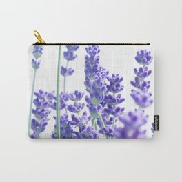 Fresh Lavender #1 #decor #art #society6 Carry-All Pouch