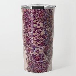 Dragon Tattoo Travel Mug
