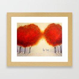 Morning Light ll  Framed Art Print