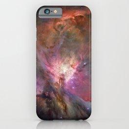 Orion Nebula M42, NGC 19 (High Quality) iPhone Case