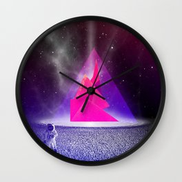Space Frame by GEN Z Wall Clock