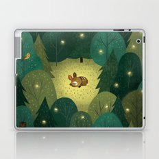 Enchanted Forest Baby Laptop & iPad Skin