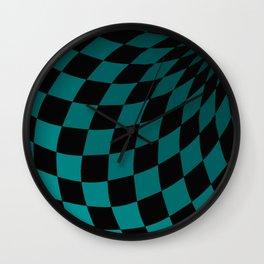 Wonderland Floor #4 Wall Clock