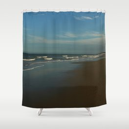 Litchfield By The Sea At Dawn Shower Curtain