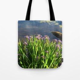Modern Monet Tote Bag