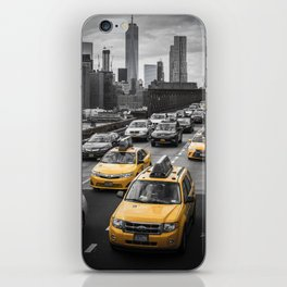 New York City Traffic iPhone Skin