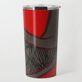 Coronary Contemporary 2 Travel Mug
