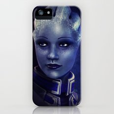Mass Effect: Liara T'soni iPhone (5, 5s) Slim Case