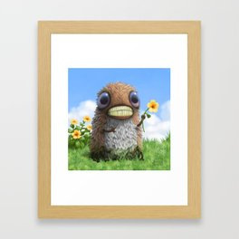 I Picked This For You Framed Art Print
