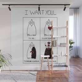 I Want You... Wall Mural