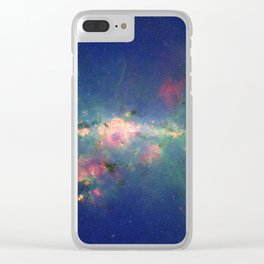Stars Gather in 'Downtown' Milky Way Clear iPhone Case