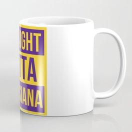 Straight Outta Louisiana Gifts Coffee Mug