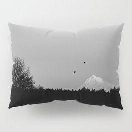 Mound Hood Reflection II Pillow Sham