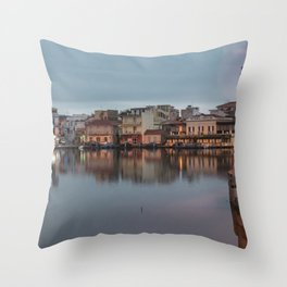 All still Throw Pillow