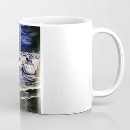The harsh call of home Coffee Mug