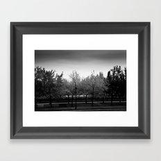 Commune Framed Art Print