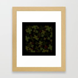 Into Depth Framed Art Print