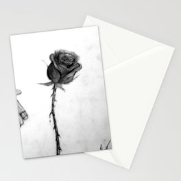 Rose Pains  Stationery Cards
