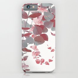 Eucalyptus - Autumn Color iPhone Case