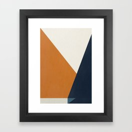 Back to Sail 2 Framed Art Print