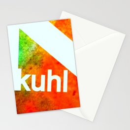 Kuhl Big O Stationery Cards