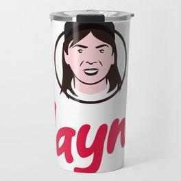 Wayne's Single #1 Travel Mug