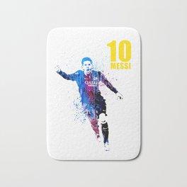 Sports art _ Barcelona Bath Mat