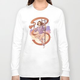 Pardon My French! Long Sleeve T-shirt