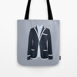 Best Dressed - Blazer Tote Bag