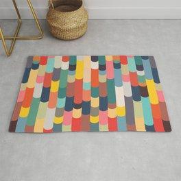 Knitting / Crochet Blanket Pattern Rug
