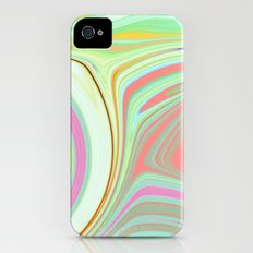 Abstract Creation by Robert S. Lee Slim Case iPhone (4, 4s)