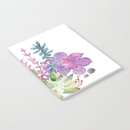 Succulents Notebook