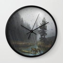 Kings Creek  Wall Clock