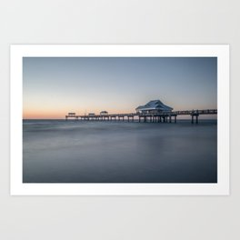 Every Sunset Counts Art Print