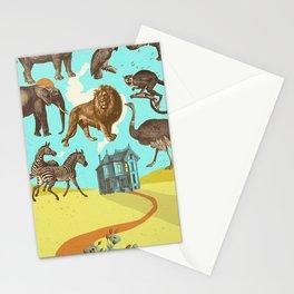 ANIMAL DREAM Stationery Cards