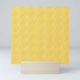 Geometric Pattern   Shapes Symbols Geometry Mini Art Print