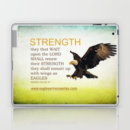 EAGLE WINGS Laptop & iPad Skin
