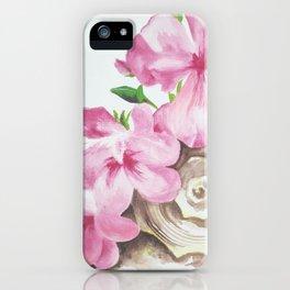 Ocean Flora iPhone Case