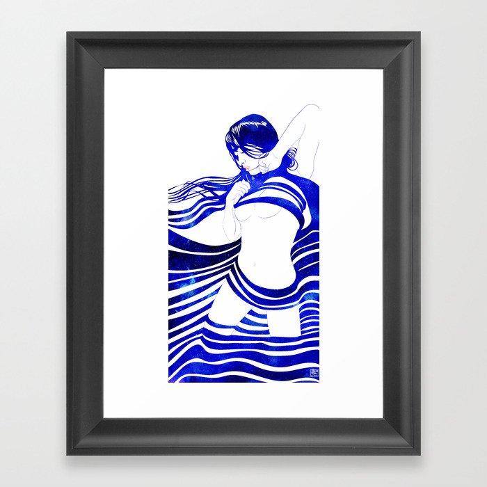 Celestial II Framed Art Print