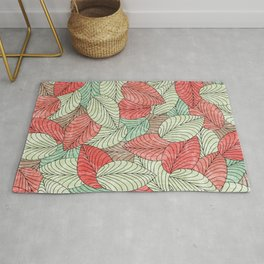 Let the Leaves Fall #12 Rug