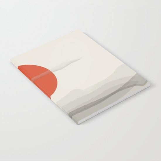 On Mars Notebook